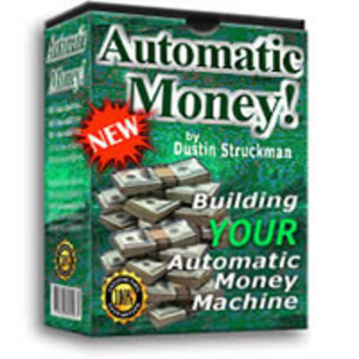 Product picture Create Your Very Own Automatic Money Machine.