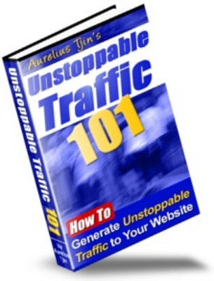 Product picture Unstoppable Traffic 101