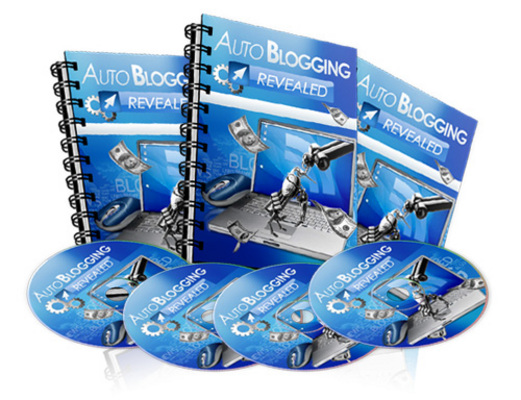 Product picture Auto Blogging Revealed Video Course